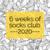 6 Weeks of Socks Club 2020
