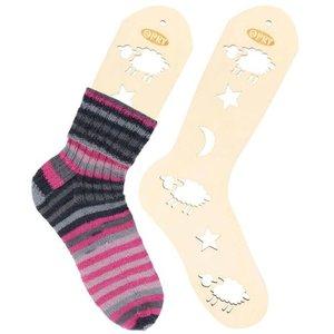 Opry Sock Blockers Naturel