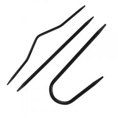 KnitPro  Metalen Kabelnaald