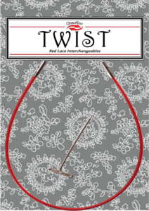 Chiagoo Twist Red kabel 20 cm