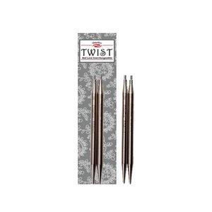 Chiaogoo Twist Lace 10 cm verwisselbare breipunten