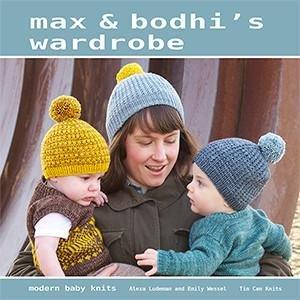 Max&Bodhi's wardrobe - Tin Can Knits