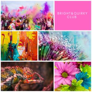 Bright&Quirky Mini Club 2021 - 3 maandelijkse leveringen