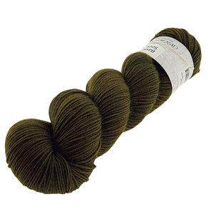 Basic Sock 4-ply -  Dark Olive 0220