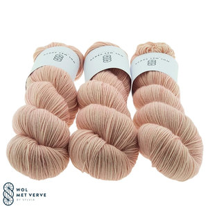 Basic Sock 4-ply - Seashell Pink 339-0220