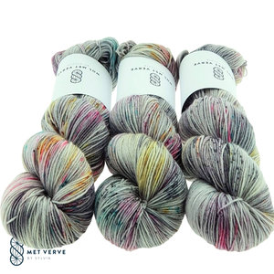Basic Sock 4-ply - 20210709 (fade color 5)