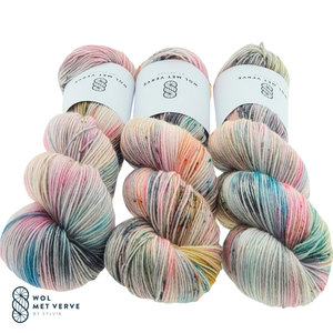 Basic Sock 4-ply - 20210710 (fade color 6)