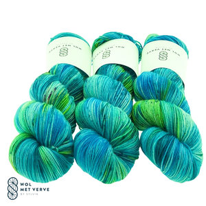 Basic Sock 4-ply - 20210714 (fade color 10)