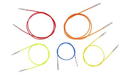KnitPro kabel gekleurd