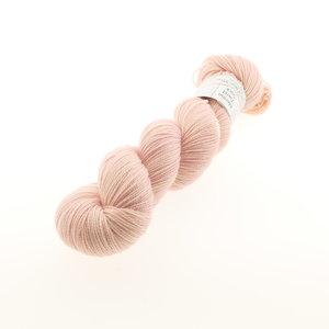 Merino Twist Sock - Seashell pink 0319(tie dye)
